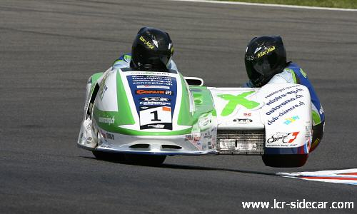 Lcr Sidecar Chassis Lcr f2 Racing Sidecar